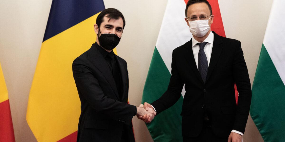 Ministrul Economiei, Claudiu Năsui: Am semnat trei acorduri între România și Ungaria care vor genera oportunități de afaceri reciproc avantajoase