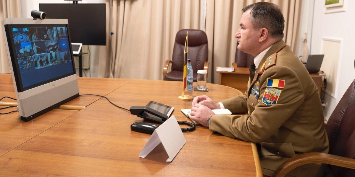 Sprijinul aliat în consolidarea capabilităților de apărare, discutat de șeful SMAp cu preşedintele Comitetului Întrunit al Şefilor de State Majore al SUA și cu comandantul suprem al Forțelor Aliate din Europa