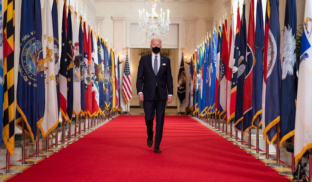 Summitul privind clima. Joe Biden le cere liderilor lumii să se unească în lupta împotriva schimbărilor climatice: America s-a întors. Trebuie să trecem la acţiune noi toţi, în pas accelerat