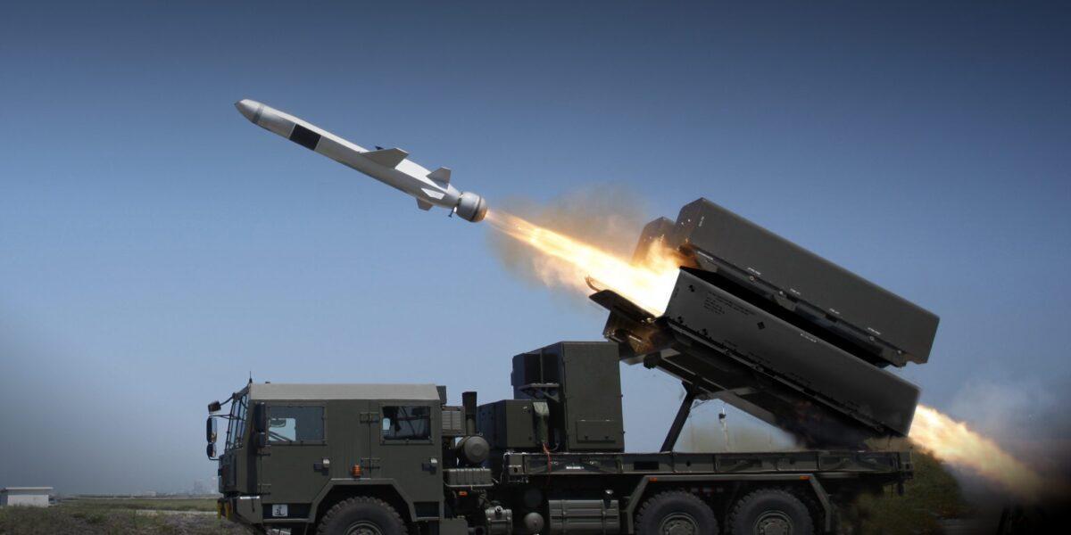 MApN: România a semnat acordul interguvernamental cu SUA privind înzestrarea cu sistemul de instalații mobile de lansare rachete antinavă