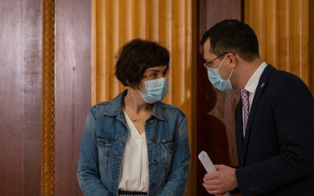 DOCUMENT EXCLUSIV Vlad Voiculescu, după ce Cîțu a spus că nu există grupul care verifica raportările COVID-19: Ce am spus este adevărat și sunt documente ale Ministerului Sănătății care atestă acest lucru