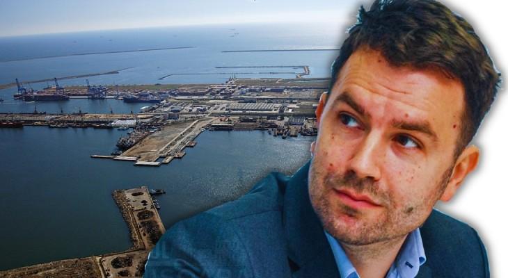 Ministrul transporturilor, Cătălin Drulă, a schimbat Consiliul de Administrație al Portului Constanța