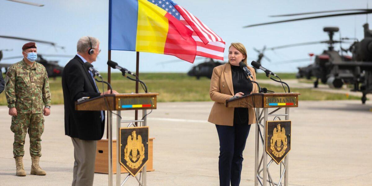 Senator SUA, la Mihail Kogălniceanu: Trebuie să investim, să-i dăm cel mai puternic mesaj lui Putin