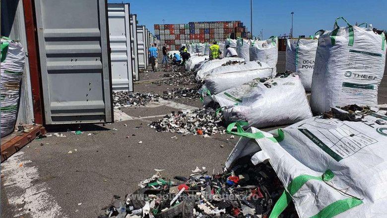 Șeful Gărzii de Mediu: Infracţionalitatea de mediu a crescut. Toate containerele, verificate