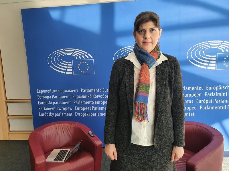 Parchetul European condus de Kövesi intră în pâine din 1 iunie. Prima țintă: finanțările PNRR