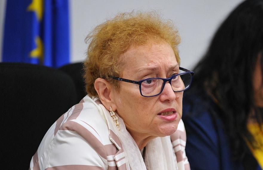 Renate Weber, la un pas de demitere. Rapoartele de activitate ale Avocatului Poporului, respinse de Comisiile Juridice