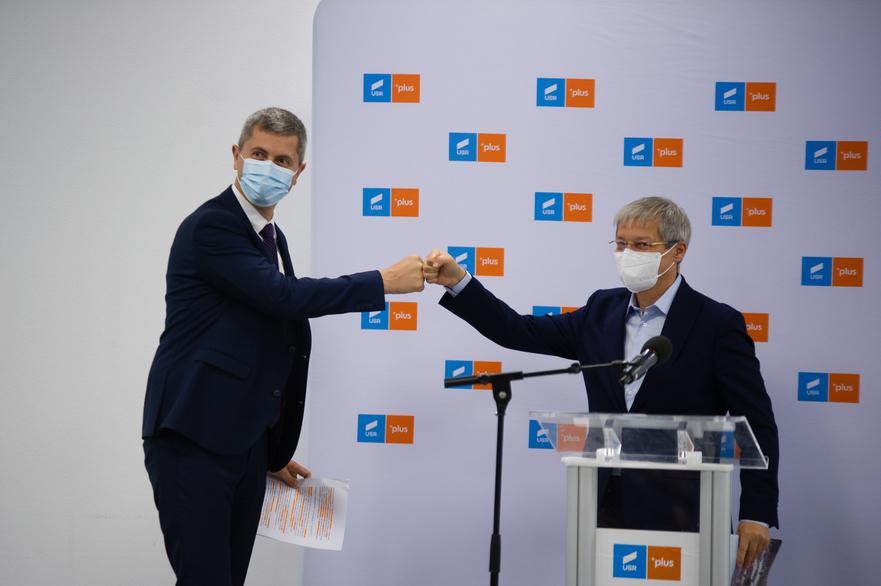 Sociolog: Nu cred că Barna şi Cioloş vor fi rivali la congres. E un joc pe care îl fac împreună