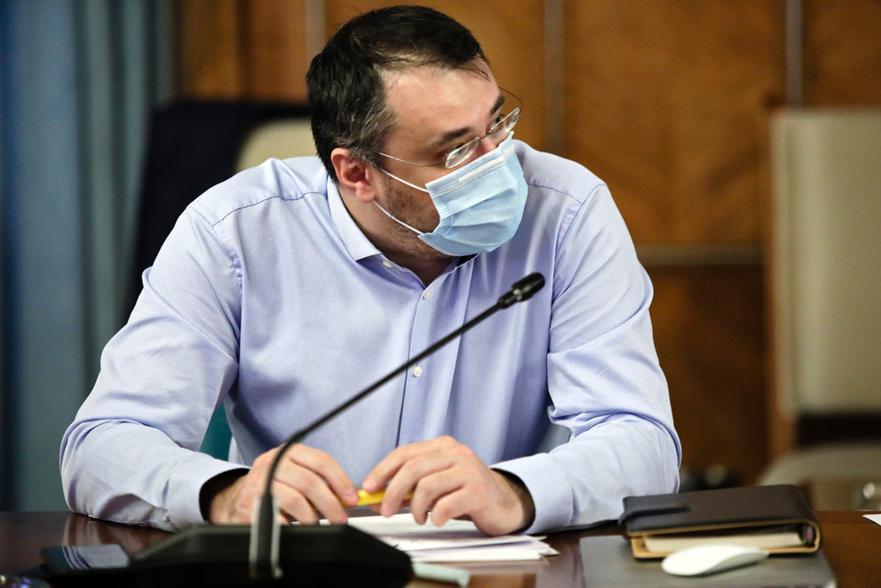 """Ghinea, după ce a fost numit """"ministrul Zero"""" de PSD: Domnule Ciolacu, fac din nou apel la un dialog de substanţă"""