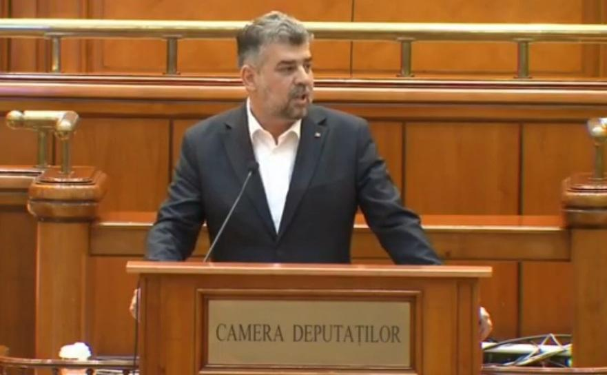 Ciolacu vrea să dea jos Guvernul: A anunţat moţiune de cenzură pe 14 iunie