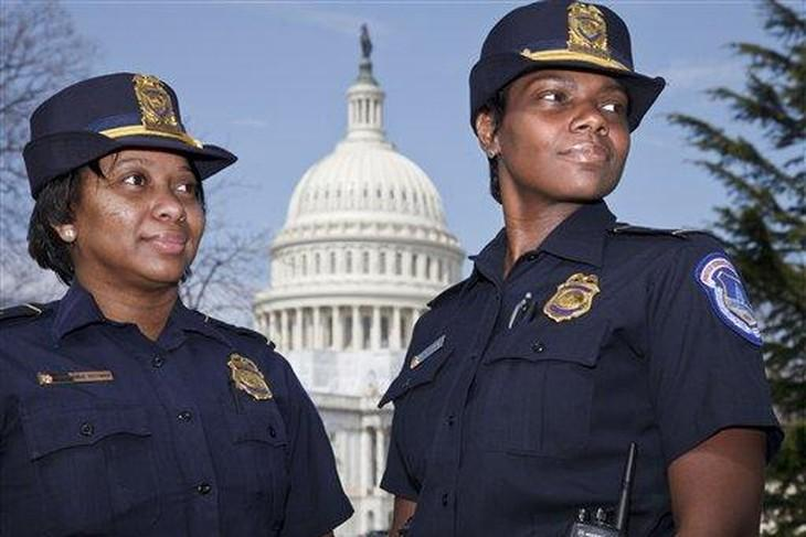 Black Lives Matter vs Șefii de Poliție de culoare