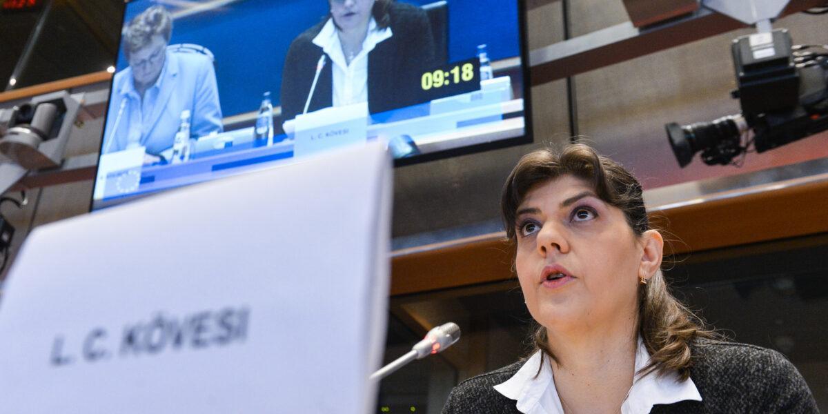 Kovesi, despre ce va face Parchetul European: Nu există țări curate. Unde sunt bani UE, sunt dosare