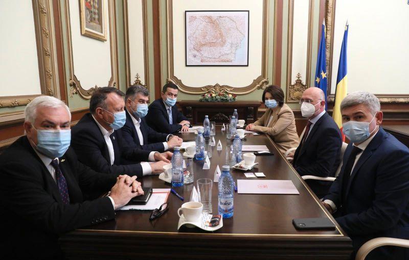Marcel Ciolacu anunță alegeri interne în PSD pentru candidatura la Președinția României