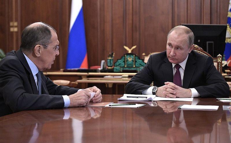 """Serghei Lavrov, către UE: """"Nu puteţi speria Rusia cu sancţiuni şi ameninţări. Vom răspunde dur"""""""