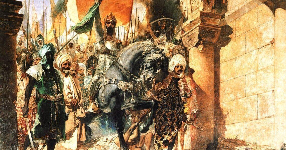 29 mai 1453 – Căderea Constantinopolului: Capitala Imperiului Bizantin a fost cucerită de Mahomed al II-lea