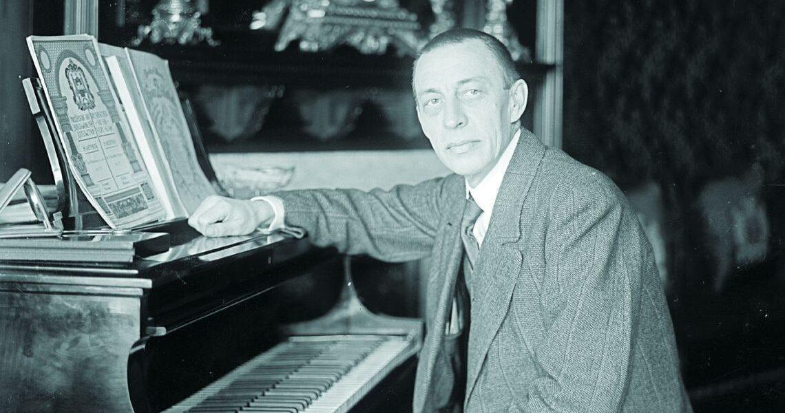 Compozitorul rus Serghei Rahmaninov, descendent al lui Ștefan cel Mare