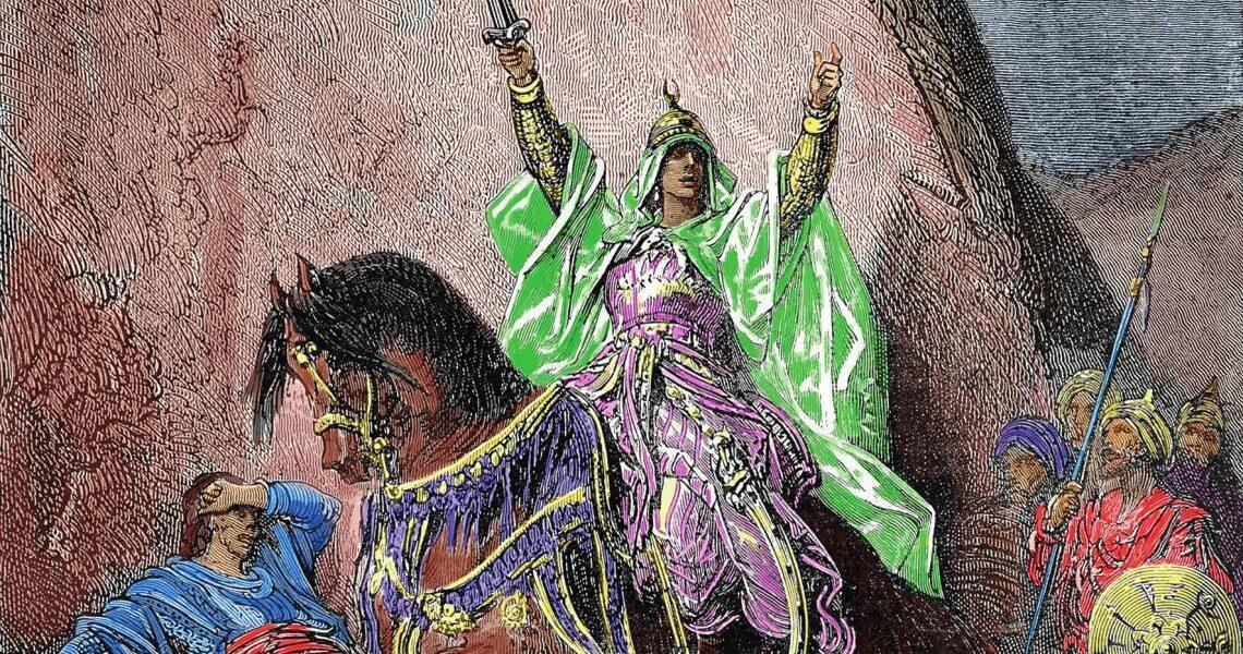 Ascensiunea lui Saladin, unificatorul musulmanilor împotriva cruciaților