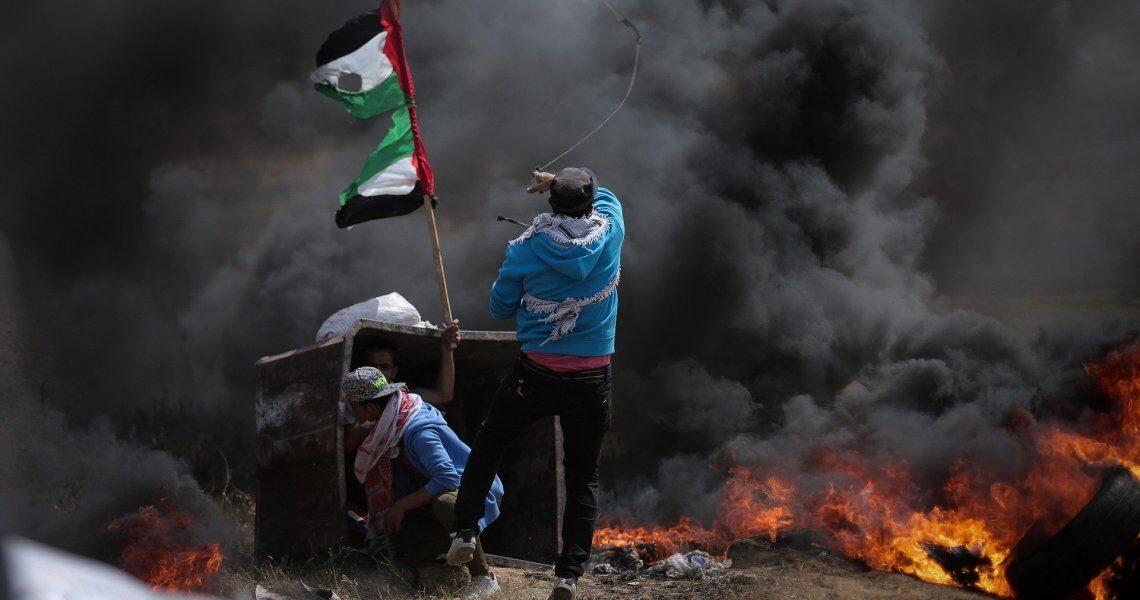 Scurtă istorie a Fâșiei Gaza