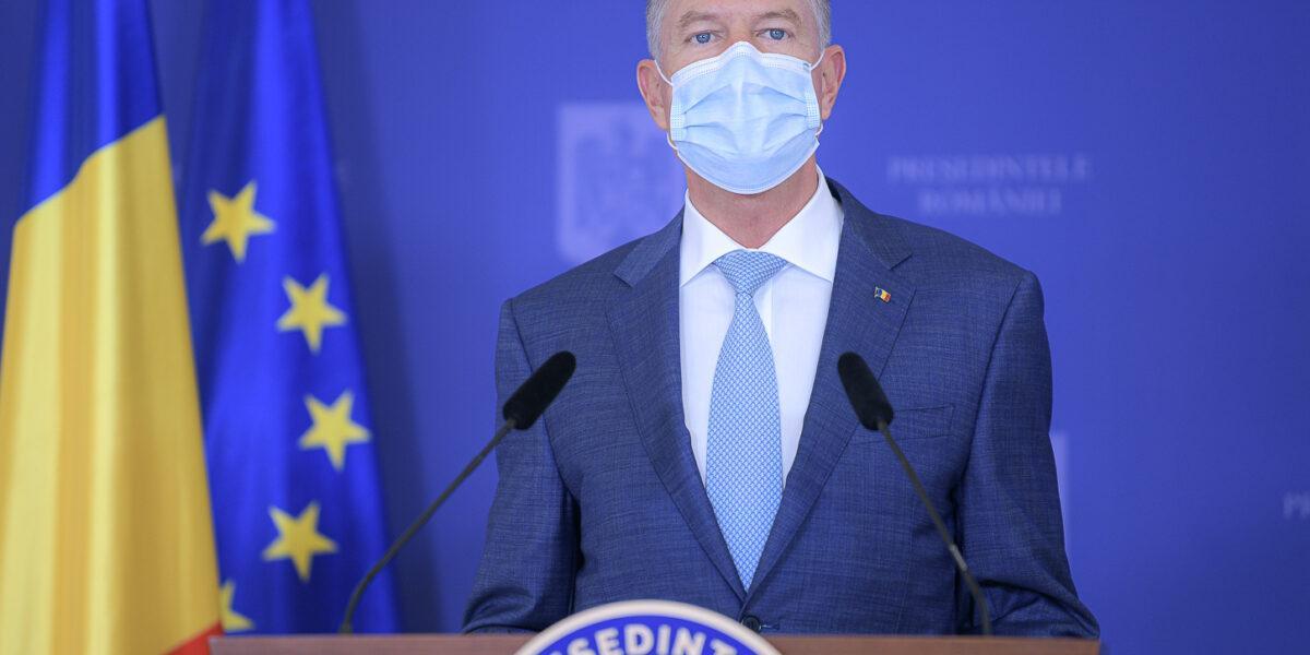 Klaus Iohannis dă undă verde Planului Național de Redresare și Reziliență: România post-pandemică este o oportunitate istorică. Avem la dispoziție circa 80 de miliarde de euro prin PNRR și CFM 2021-2027