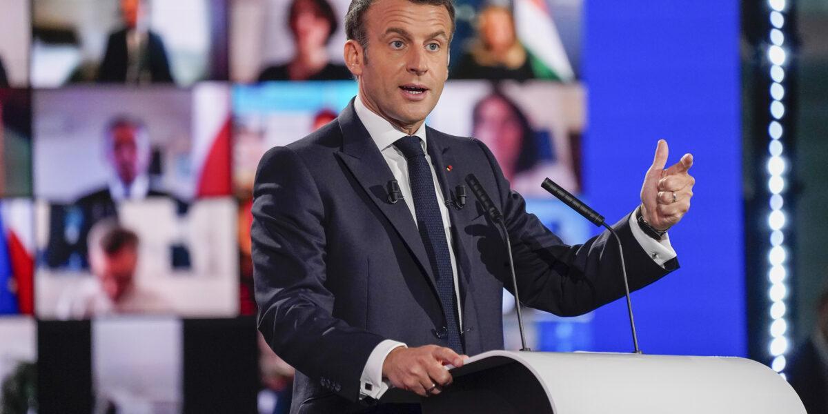 Campania de reducere a extremismului online inițiată de Emmanuel Macron și Jacinda Ardern a fost impulsionată cu sprijinul SUA