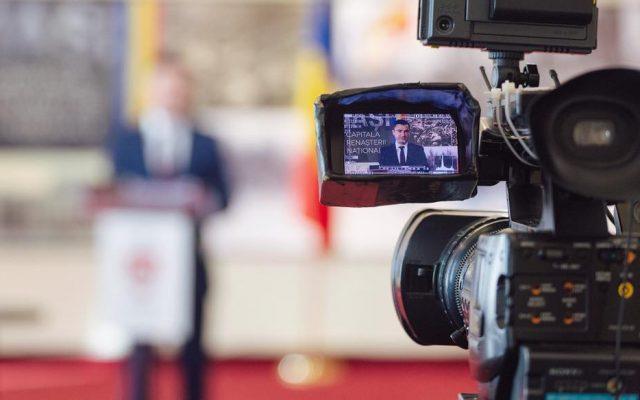Dan Barna, despre situația de la Iași: Mihai Chirica, deși a schimbat tricoul roșu cu tricoul galben, a păstrat apucăturile pesediste