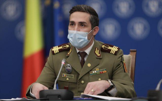 Valeriu Gheorghiță: România are garanţia unui număr suficient de doze de vaccin pentru a ajunge la imunitatea de grup, iar în prezent primeşte săptămânal doar de la Pfizer 700.000 de doze, fiind folosite circa 650.000