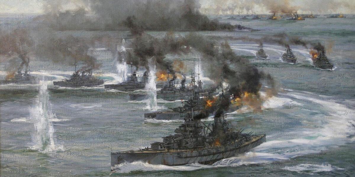 31 mai 1916 – Bătălia Iutlandei, cea mai mare confruntare navală din Primul Război Mondial