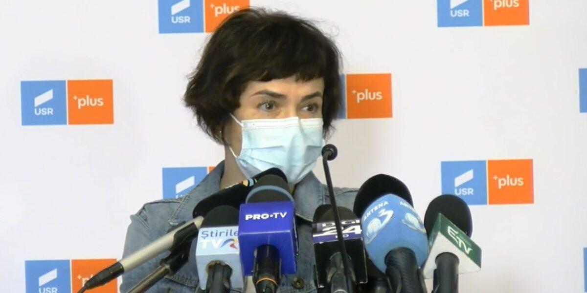 Andreea Moldovan, fost secretar de stat în Ministerul Sănătății, numită consultant la OMS