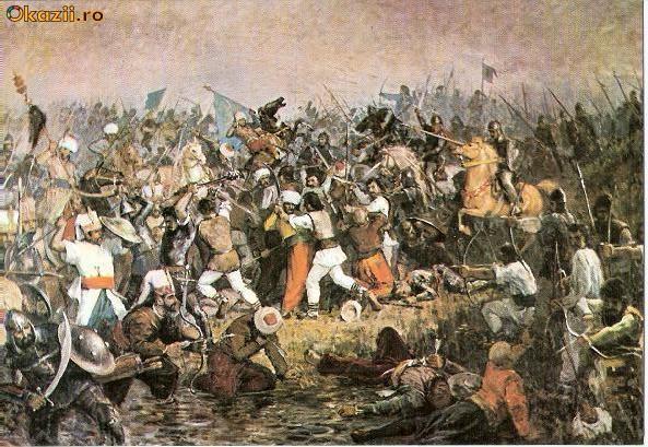 17 mai 1395 – A avut loc Bătălia de la Rovine, una dintre cele mai importante batalii din istoria Țării Românești