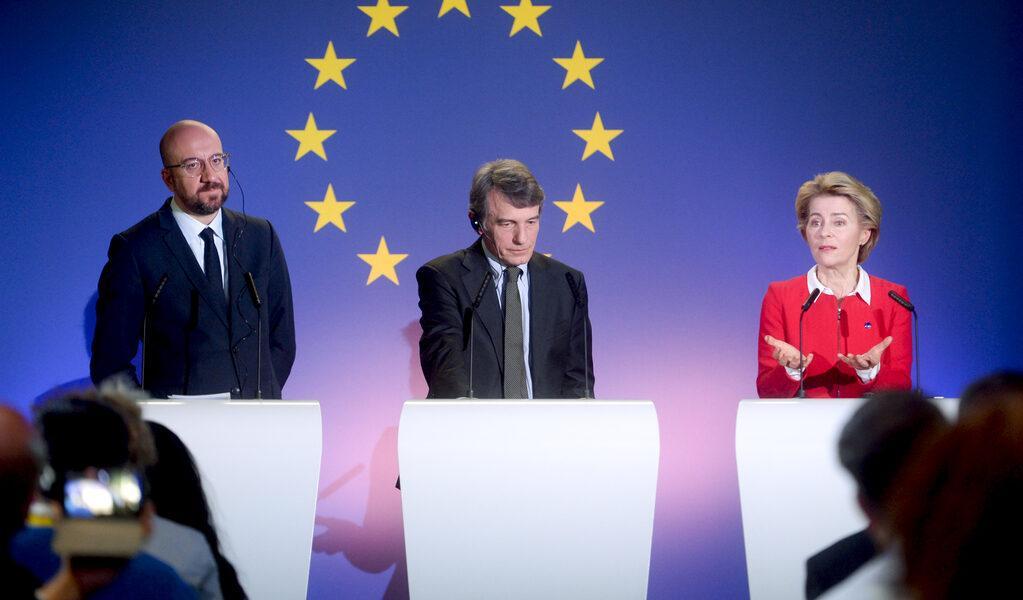 UE condamnă decizia Rusiei de a interzice intrarea pe teritoriul său a președintelui PE, David Sassoli, a vicepreședintei CE, Věra Jourová, și a altor șase oficiali din statele membre