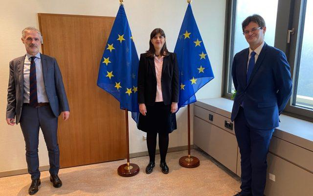 Cum arată Parchetul European cu o lună înainte de a deveni operațional: 36 de procurori delegați deja lucrează pentru EPPO, din cei 75 numiți / Șase state membre nu și-au trimis încă propunerile