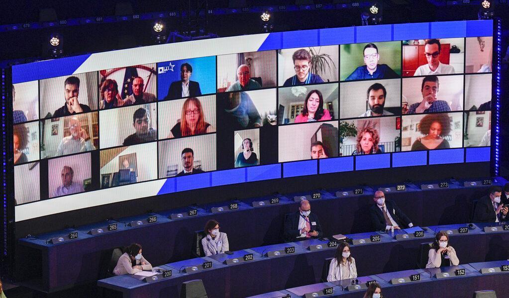 Conferința privind viitorul Europei: Sesiunea plenară inaugurală va avea loc la Strasbourg, pe 19 iunie. Va fi precedată de o dezbatere cu cetățenii la Lisabona, pe 17 iunie