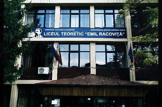 """Liceul Teoretic """"Emil Racovitã"""", implicat într-un proiect important, alãturi de institutii din Italia, Regatul Unit si Spania"""