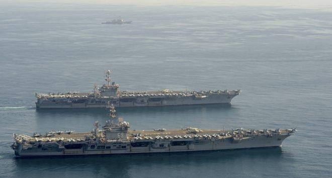US Navy vrea o flotă mai rapidă și mai multe nave fără echipaj