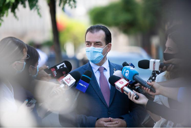 """Reacţia lui Orban după ce Nicolae Robu a cerut """"debarasarea"""" de """"neomarxiştii USR-PLUS"""""""