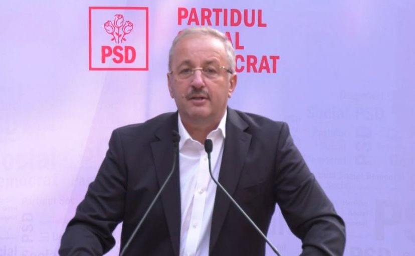 Dîncu: Intrarea PSD în Opoziţie a fost un dar dumnezeiesc, nu exclud o guvernare cu PNL [Europa Liberă]