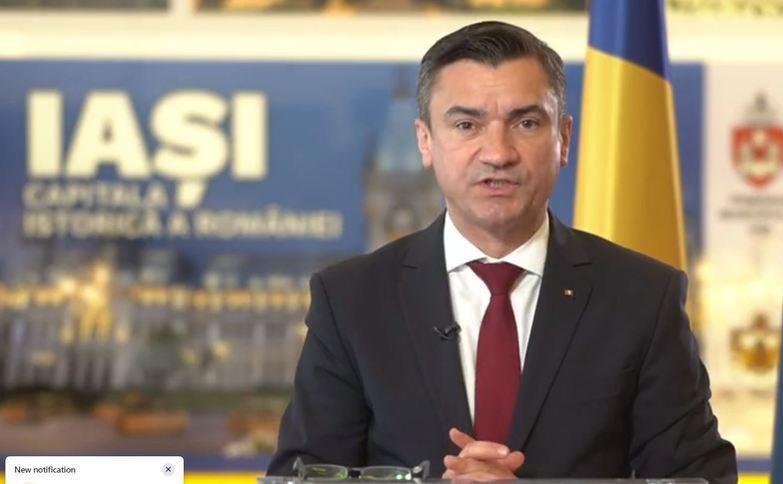 Deputat USR-PLUS, după descinderile DNA: Iaşul are un primar care vrea normă întreagă la dosare penale