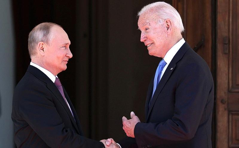 Putin se victimizează după întâlnirea cu Biden: SUA își vor continua politica de îngrădire a Rusiei