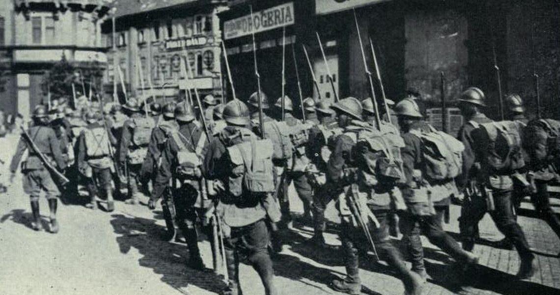 România, singura țară aliată care a ocupat capitala principalului său dușman