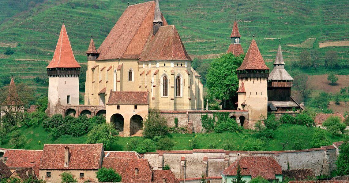 Biserica Fortăreaţă de la Biertan: Cea mai frumoasă din Transilvania