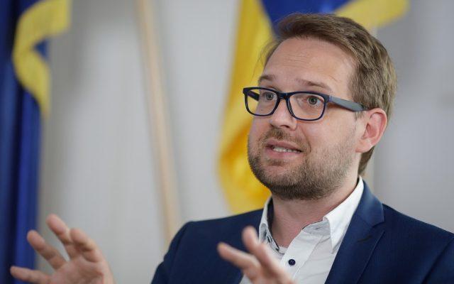 Dominic Fritz candidează la șefia USR PLUS Timiş