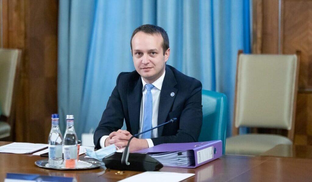 Deputatul Tudor Polak îl susține pe Florin Cîțu la președinția PNL