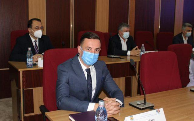 USR PLUS îi retrage sprijinul politic lui Radu Ţigănuş, subprefect de Vrancea, din cauza declarațiilor făcute în contextul alegerilor interne din filiala județeană