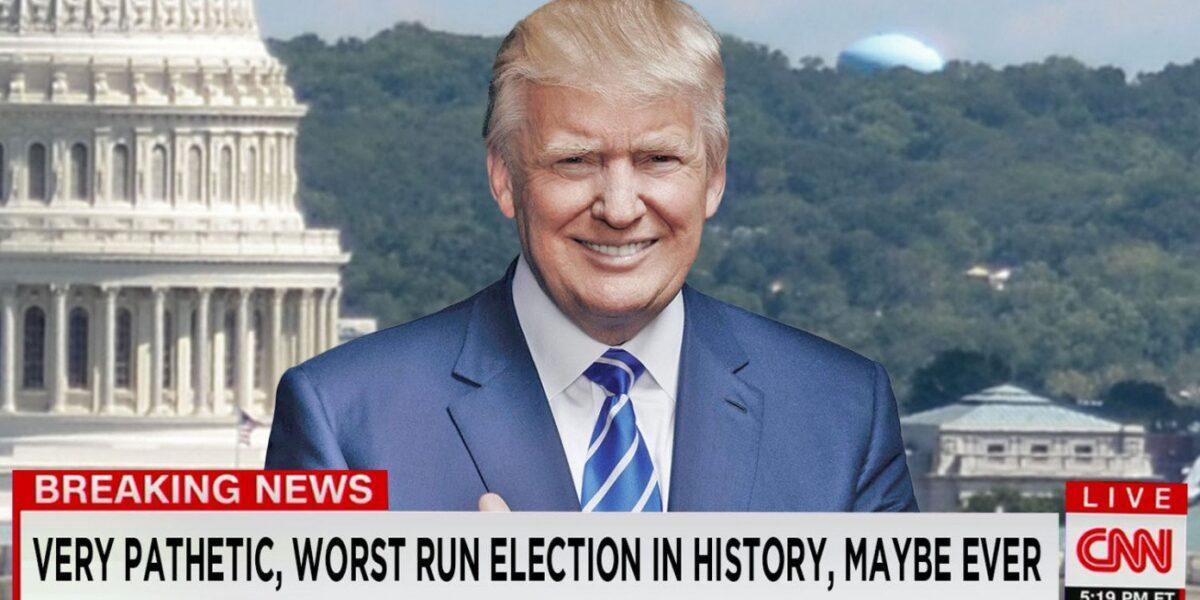 CNN îl angajează pe Trump ca prezentator de știri pentru a-și recupera audiența