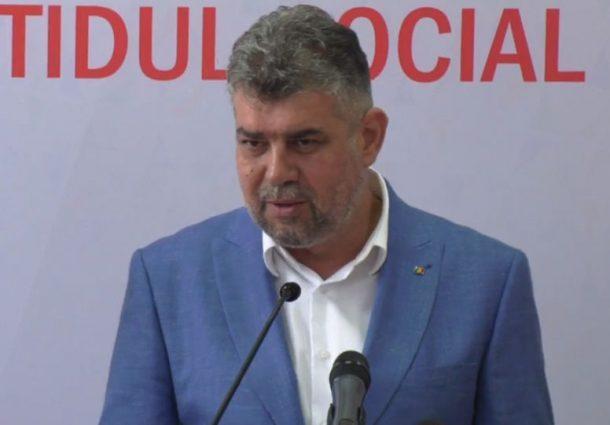 """Ciolacu cere alegeri anticipate: """"Suntem pregatiti sa preluam guvernarea"""""""