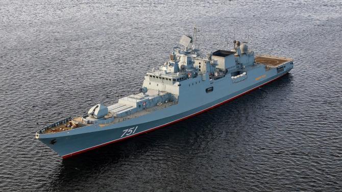 Un gest surprinzător: Rusia trimite două nave de luptă din Marea Neagră în Marea Mediterană