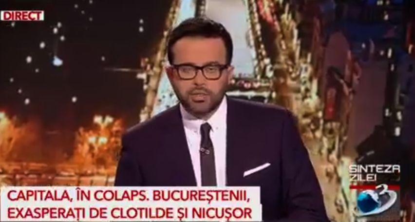 """Antena 3 și RTV pregătesc referendumul pentru demiterea lui Nicușor Dan și a lui Clotilde Armand. Cei doi sunt acuzați că """"infectează intenționat populația"""""""