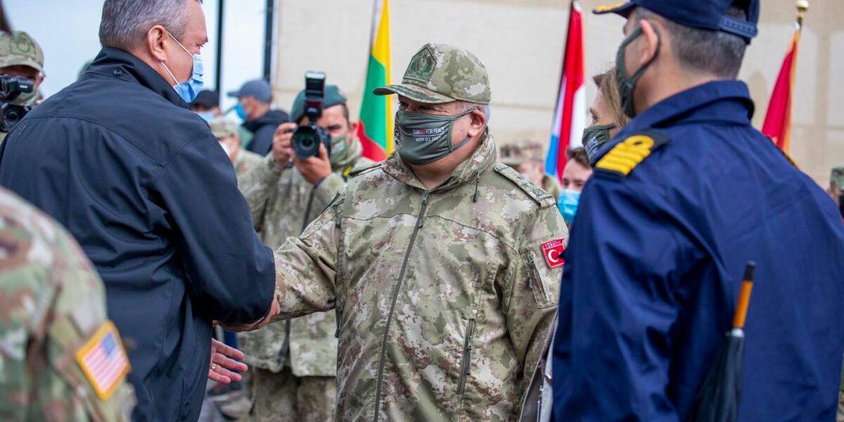 Noble Jump 21: Peste 4.000 militari români și NATO, trageri cu muniție reală la Cincu. Exercițiile contribuie la eforturile României în atingerea capacității operaționale a Comandamentului de la Sibiu