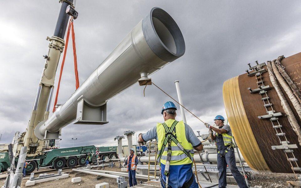 Rusia este la un pas de finalizarea Nord Stream II. Vicepremierul Alexander Novak: Sperăm că lucrările vor fi finalizate până la finele anului