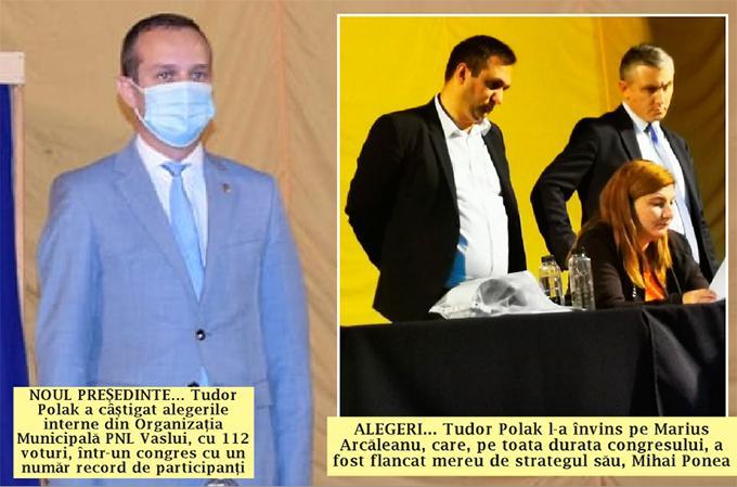 Alegerile din PNL, ziua în care Marius Arcăleanu a fost deconspirat că este omul lui Dan Marian