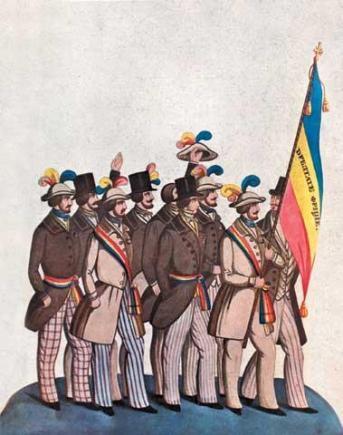 9 iunie 1848 – Adunarea de la Islaz: începutul Revoluției pașoptiste în Țara Românească